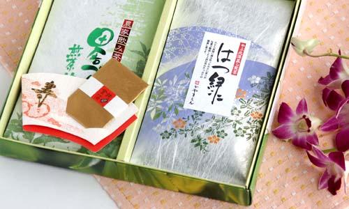 寿煎茶セット イメージ