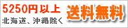 5250円以上送料無料!北海道,沖縄,離島を除く