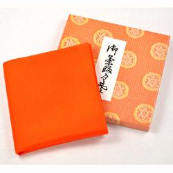 帛紗7号(橙)