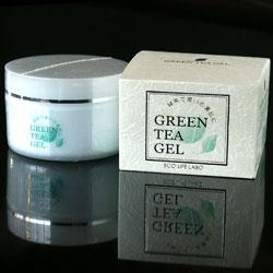 緑茶ゲルクリーム
