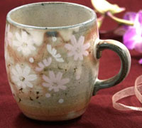 秋桜 マグカップ