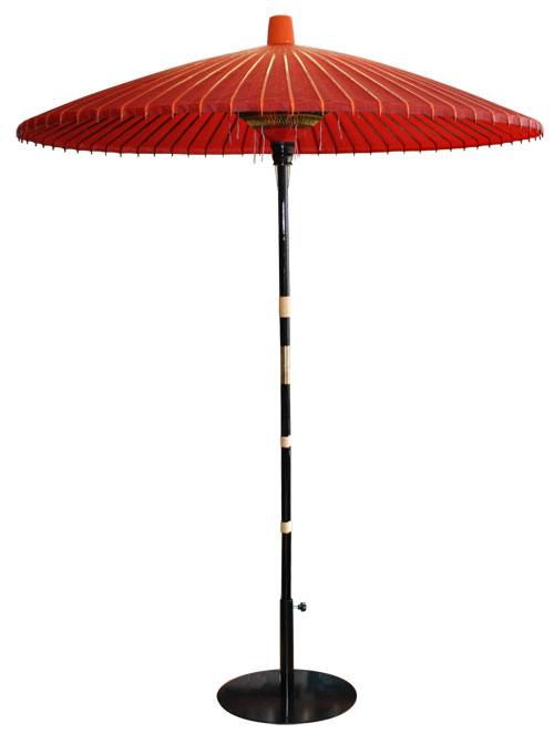 野点傘大きい写真
