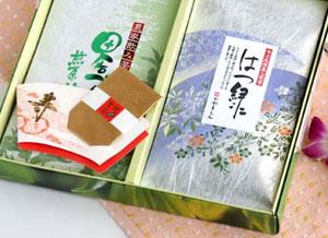 寿煎茶セット