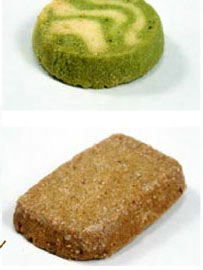 抹茶マーブル クッキー